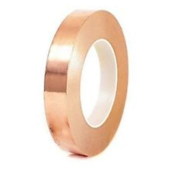 Self Adhesive Copper Tape - 4 metres